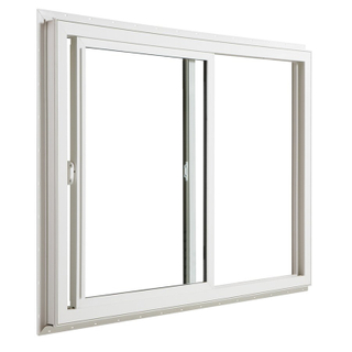 Space-saving Aluminum Sliding Window Is Stylish And Beautifully Equipped with Waterproof