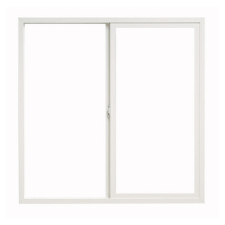 Top-made Sliding Window with Tempered Glass Custom PVC Sliding Window